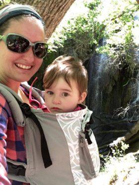 Babywearing Hiker