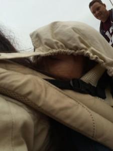 sleeping P