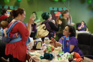 International Babywearing Week Meeting and Celebration