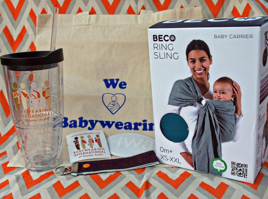 Babywearing prize pack